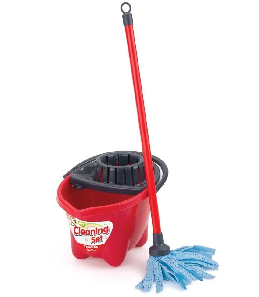 Игровой набор для уборки Dolu
