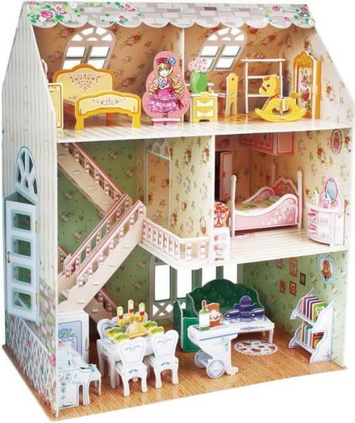 Объемный 3D пазл CubicFun Дом мечты