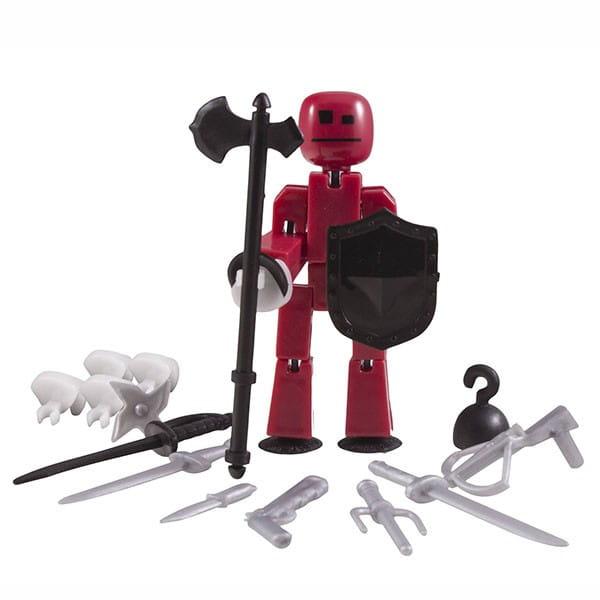 Игровой набор STIKBOT Фигурка с аксессуарами - Оружие