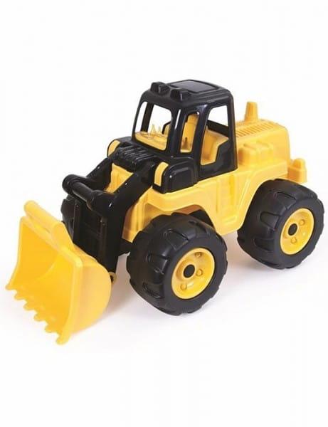 Экскаватор DOLU черно-желтый - 69 см
