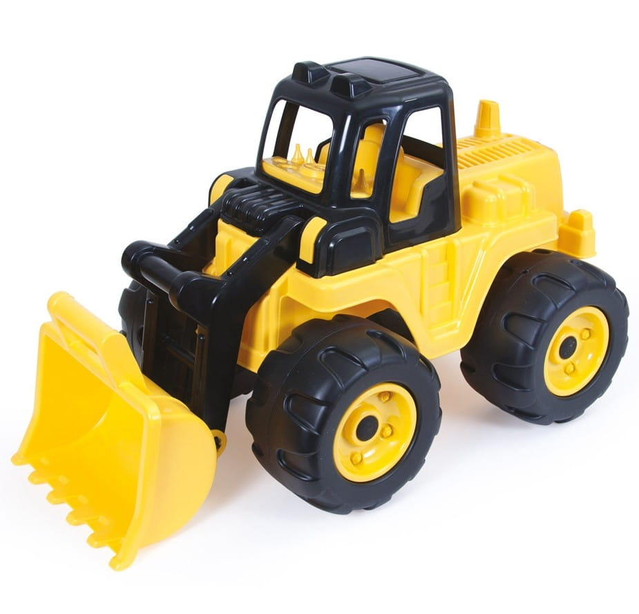 Экскаватор DOLU черно-желтый - 72 см