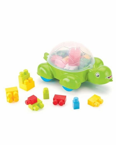 Черепаха-контейнер для конструктора Dolu