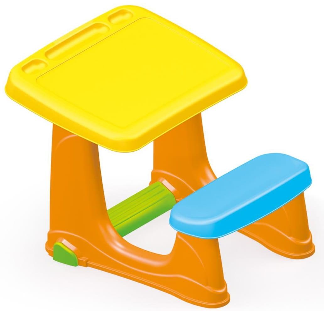Парта DOLU со скамейкой - Детская мебель
