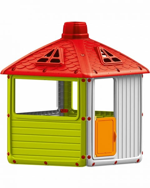 Игровой домик DOLU Городской дом