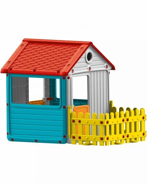 Игровой домик Dolu DL_3013 с ограждением