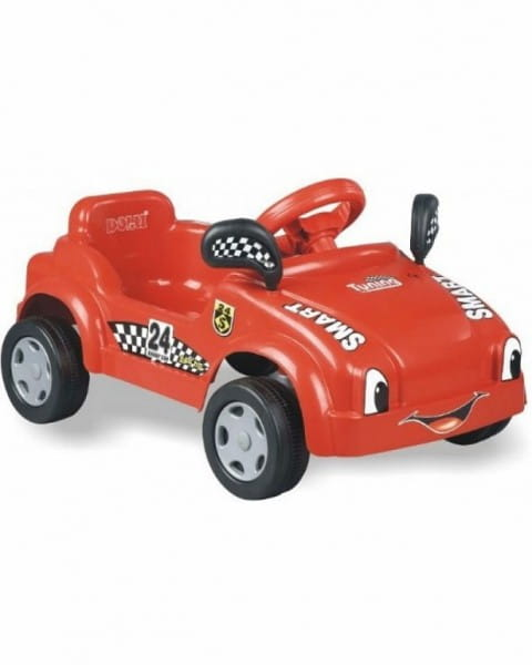 Педальная гоночная машина Dolu Смарт