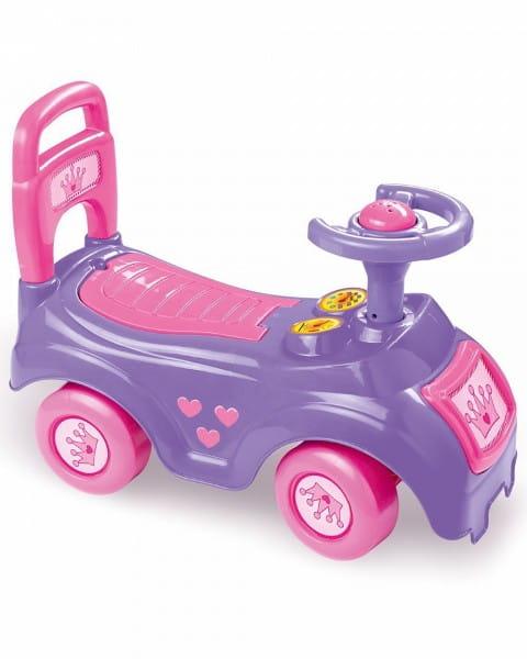 Автомобиль-каталка Dolu - розовый