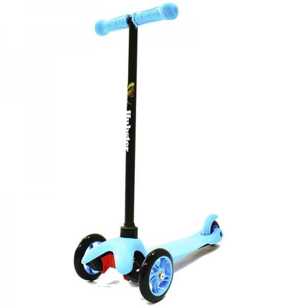 Детский самокат Hubster 2245 Mini - синий