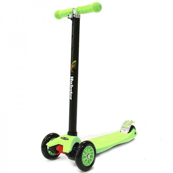 Детский самокат Hubster во2251 Maxi - зеленый