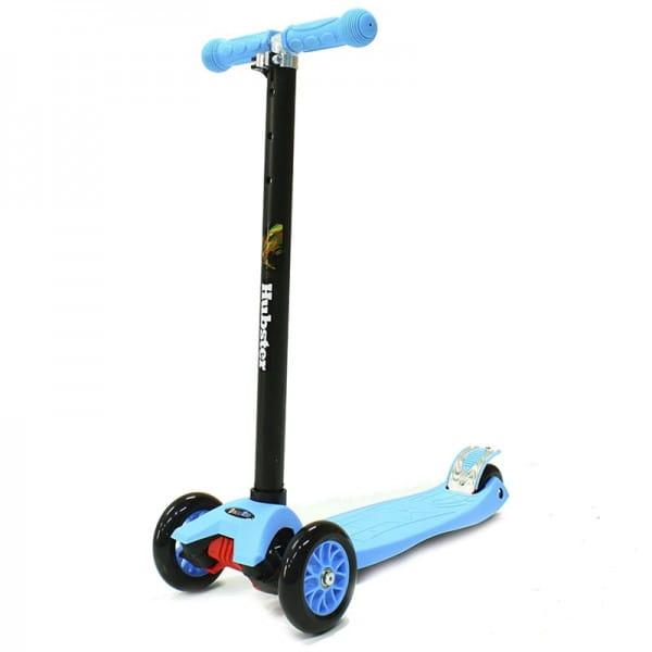 Детский самокат Hubster во2250 Maxi - синий