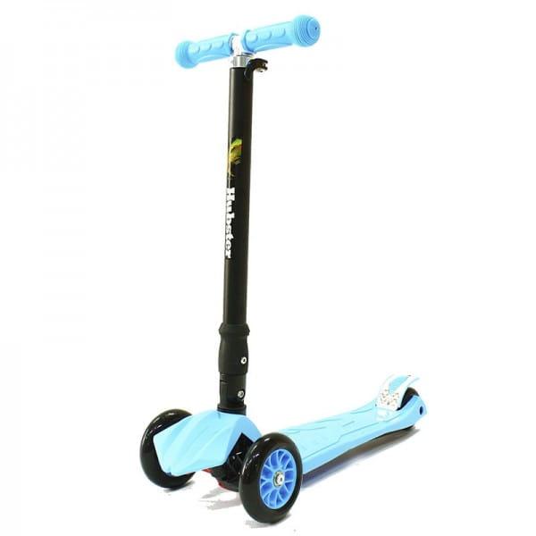Детский самокат Hubster во2261 Maxi Plus - синий