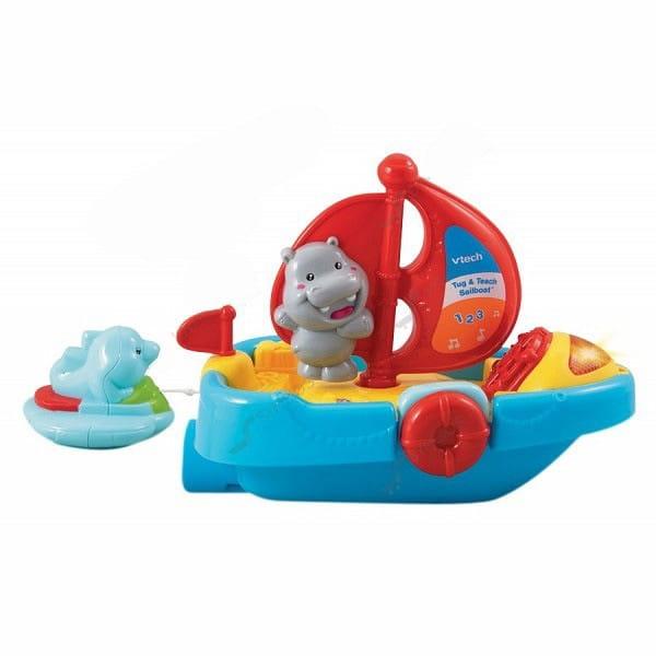 Развивающая игрушка для ванны Vtech Спасательный катер
