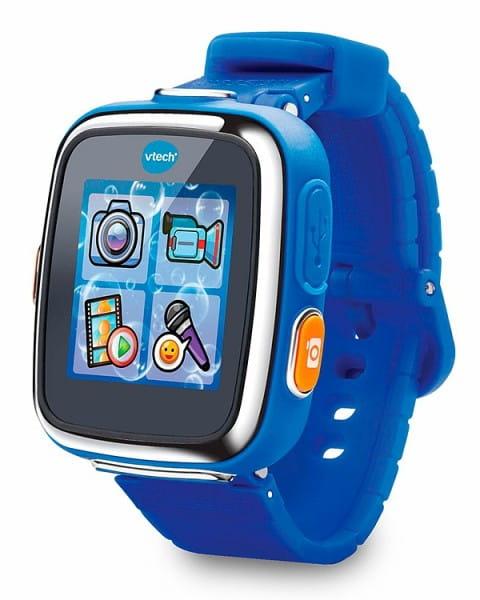 Цифровые часы Vtech 80-171600 Kidiwatch DX - голубые