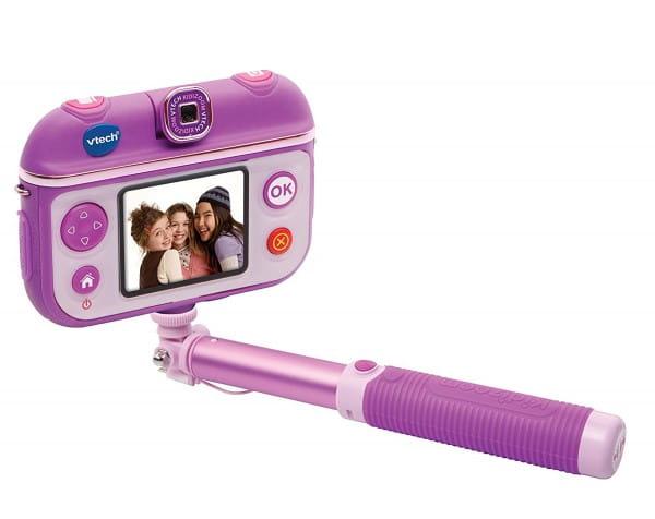 Цифровая камера Vtech 80-193703 для селфи - розовая