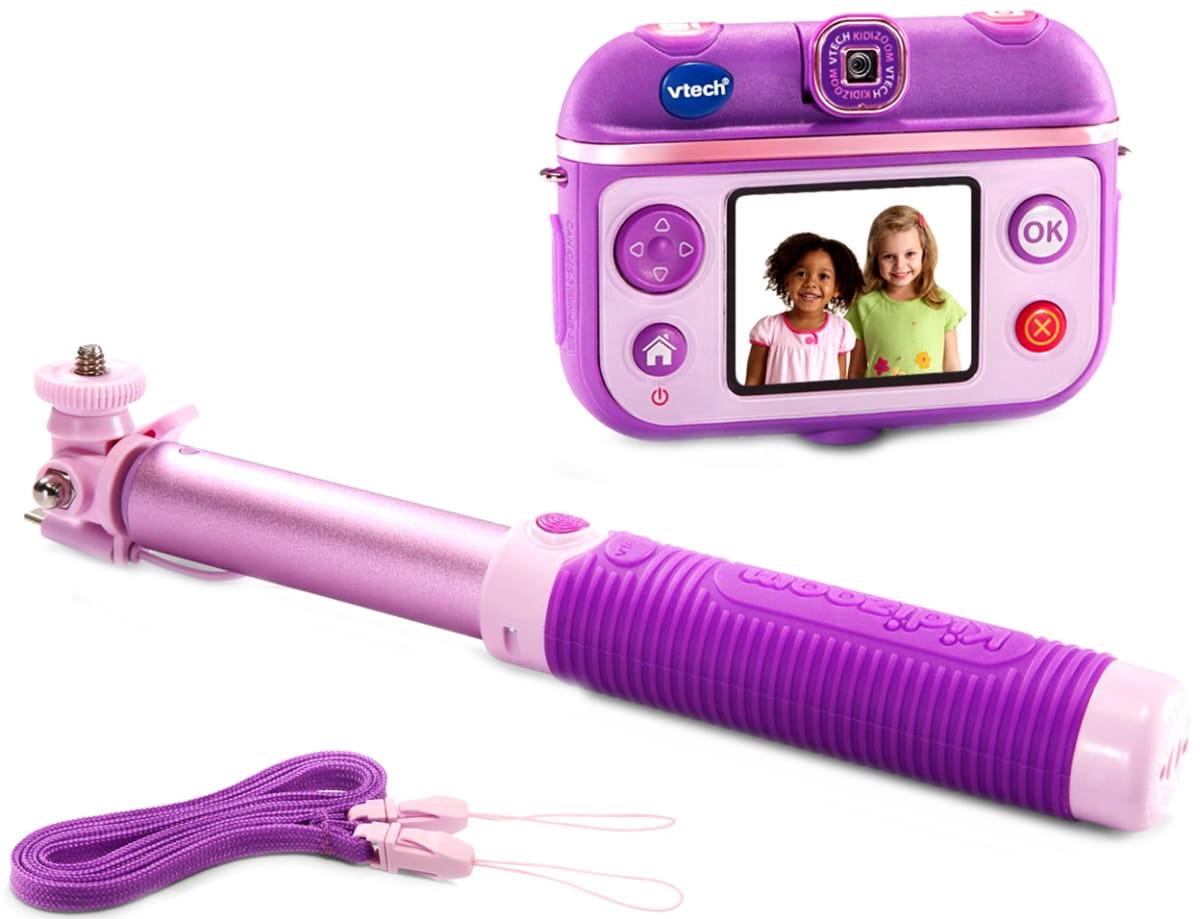 Цифровая камера VTECH для селфи - розовая