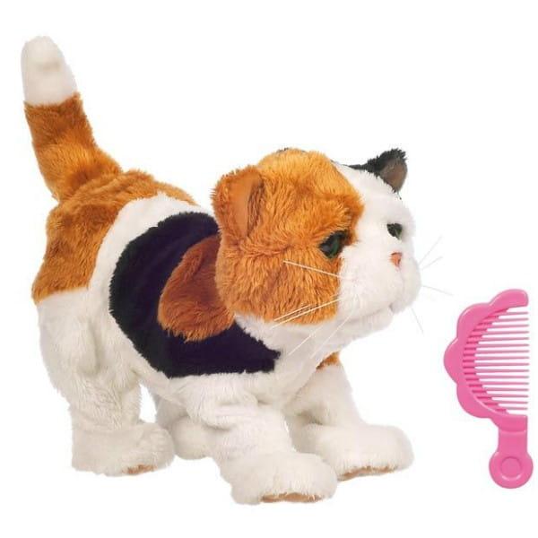 Купить Игрушка Новорожденные FurReal Friends - Котенок (Hasbro) в интернет магазине игрушек и детских товаров
