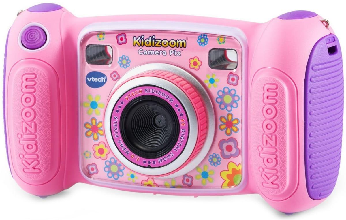 Камера цифровая розовая VTECH KIDIZOOM PIX