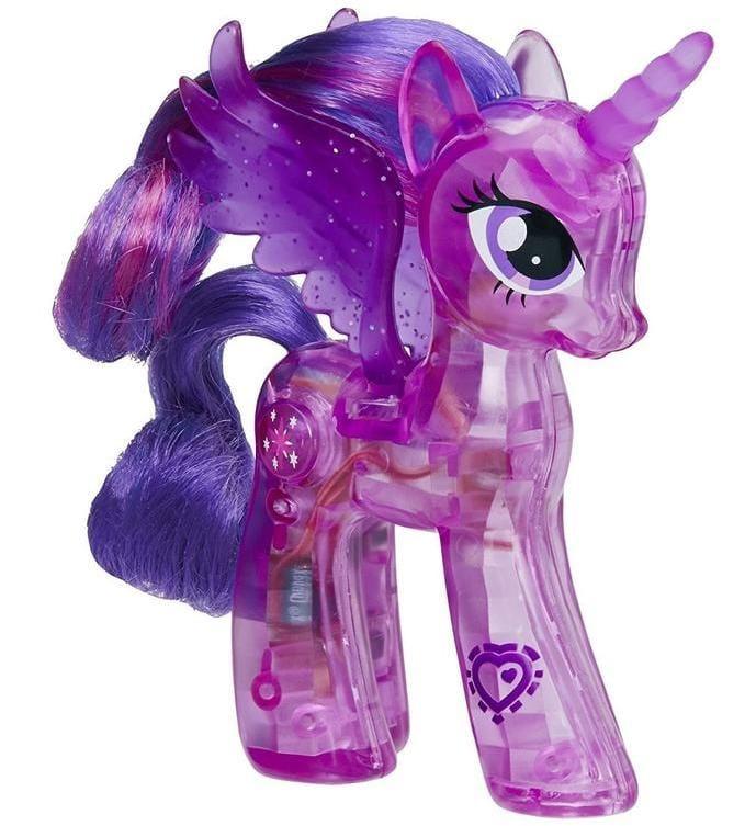 Игровой набор My Little Pony Сияющие принцессы - Твайлайт Спаркл (HASBRO)