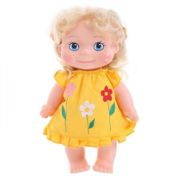 Кукла ВЕСНА Маринка в желтом платье