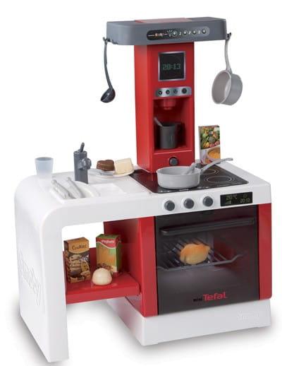 Купить Кухня miniTefal Cheftronic (Smoby) в интернет магазине игрушек и детских товаров