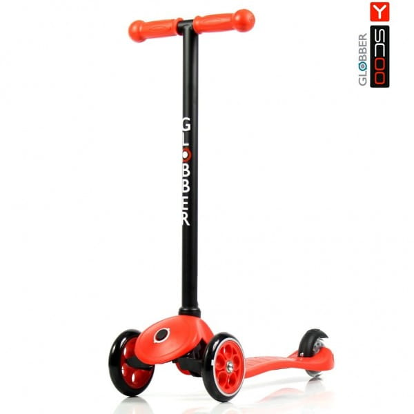 Самокат Y-Scoo Globber 5228 My free Fixed - Red