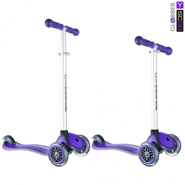 Самокат Y-Scoo Globber 5946 My free New Technology - Purple