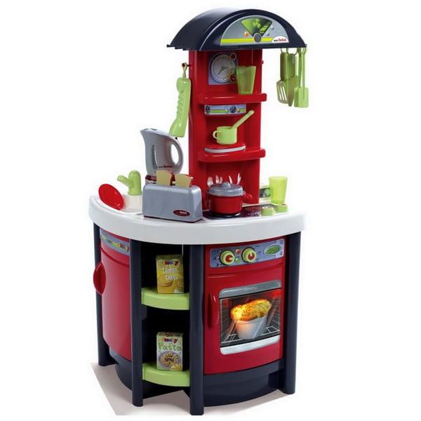 Купить Кухня Tefal и 20 аксессуаров (Smoby) в интернет магазине игрушек и детских товаров