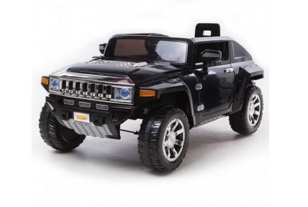 Радиоуправляемый электромобиль Harleybella HL188-B Hummer HX 12V - черный