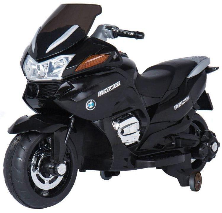 Детский электромотоцикл HARLEYBELLA HZB-118 - черный