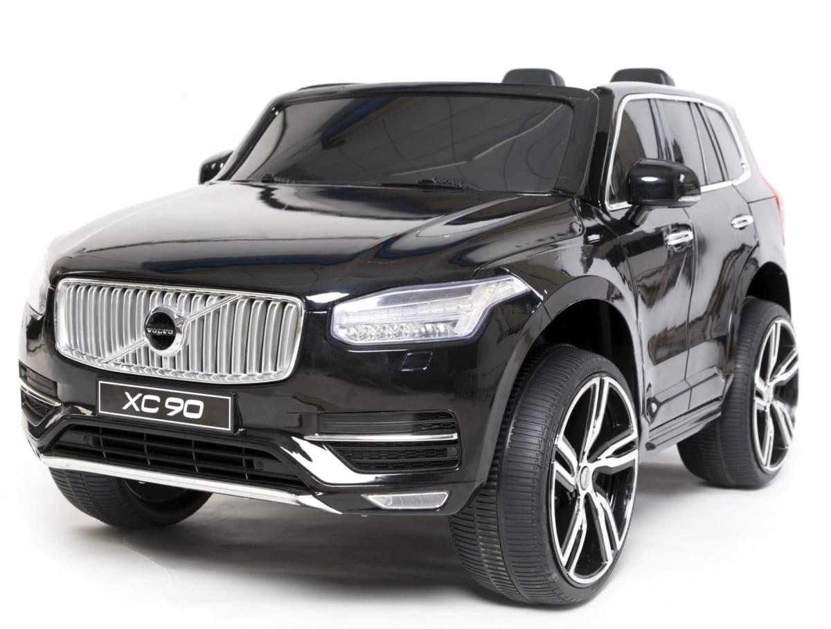 Радиоуправляемый электромобиль JIAJIA Volvo XC90 - черный