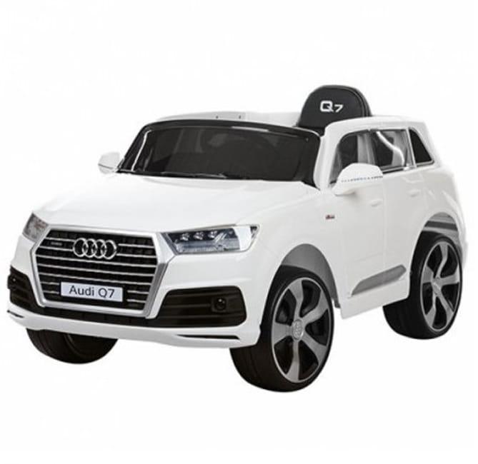 Радиоуправляемый электромобиль JIAJIA Audi Q7 - белый