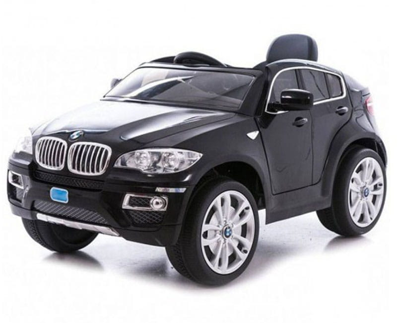 Радиоуправляемый электромобиль JIAJIA Jeep BMW X6 - черный