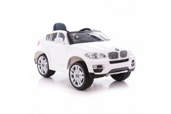Радиоуправляемый электромобиль Jiajia JJ258-W Jeep BMW X6 - белый