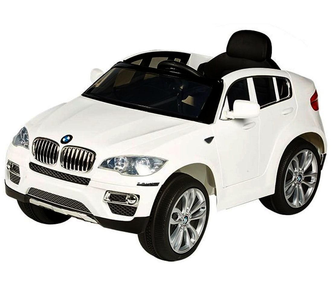 Радиоуправляемый электромобиль JIAJIA Jeep BMW X6 - белый
