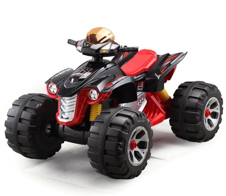 Детский элетроквадроцикл JIAJIA 12V - красный