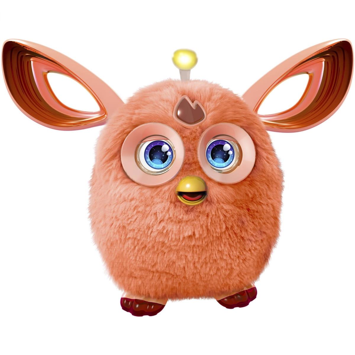 Интерактивная игрушка Furby Connect Ферби Коннект - розовый (HASBRO)