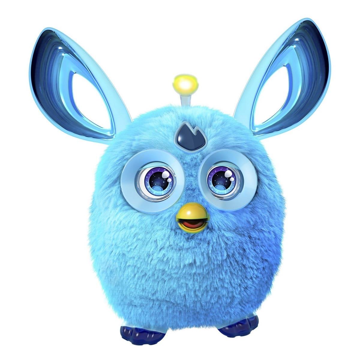 Интерактивная игрушка Furby Connect Ферби Коннект - голубой (Hasbro)