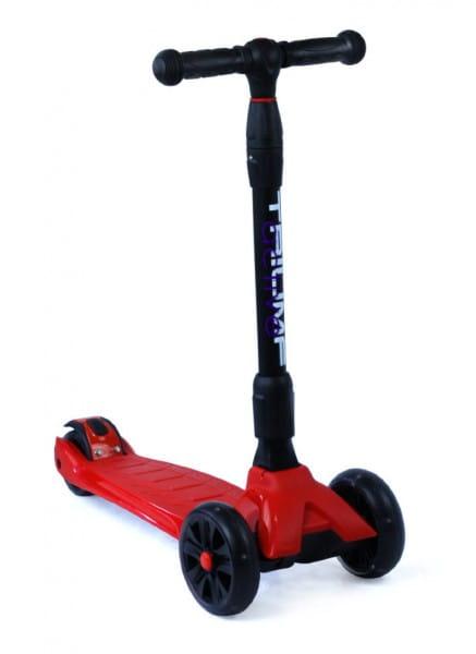 Детский самокат Triumf Active во3224-2 Maxi Pro Flash SKL-L-02 - красный