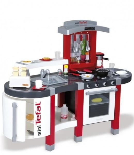 Купить Электронная кухня Tefal Super Сhef с водой (Smoby) в интернет магазине игрушек и детских товаров