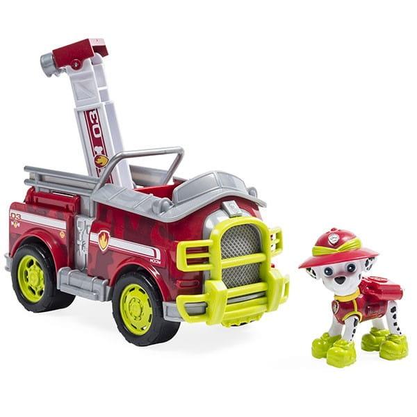 Игровой набор Paw Patrol Щенячий патруль Маршал с пожарной машиной - Щенячий патруль