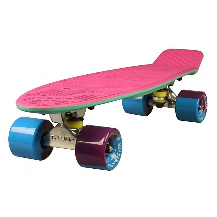 Скейтборд Triumf Active во2923 TLS-401MR Glamour