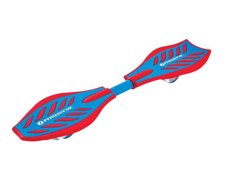 Двухколесный скейт Razor 2074 Ripstik Bright - красно-синий