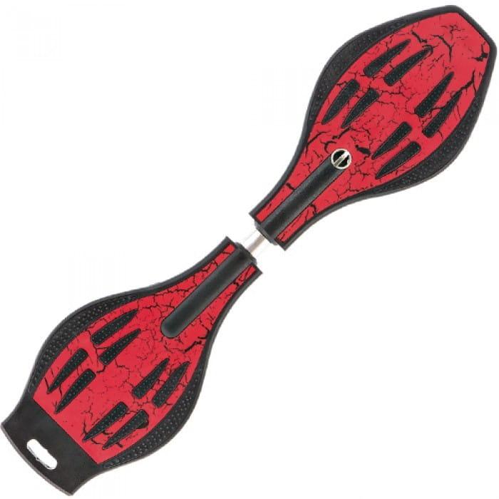 Двухколесный скейт Dragon Board T80203 Surf - красный