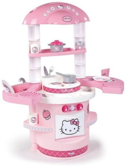 Моя первая кухня Hello Kitty (Smoby)
