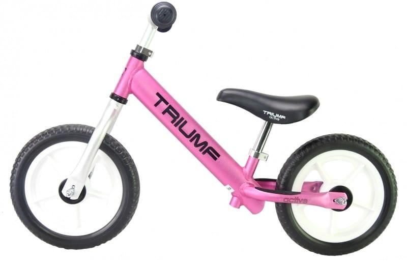 Детский беговел Triumf Active во2904-2 AL-1201 - розовый