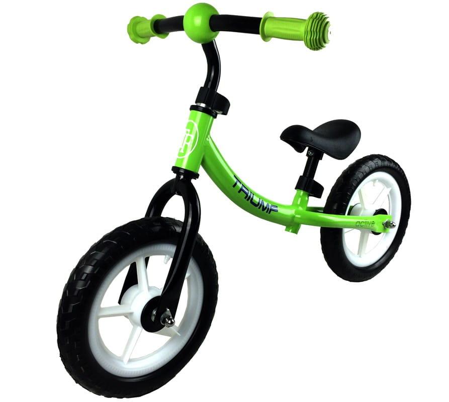 Детский беговел Triumf Active во2905-2 WB-06 - зеленый