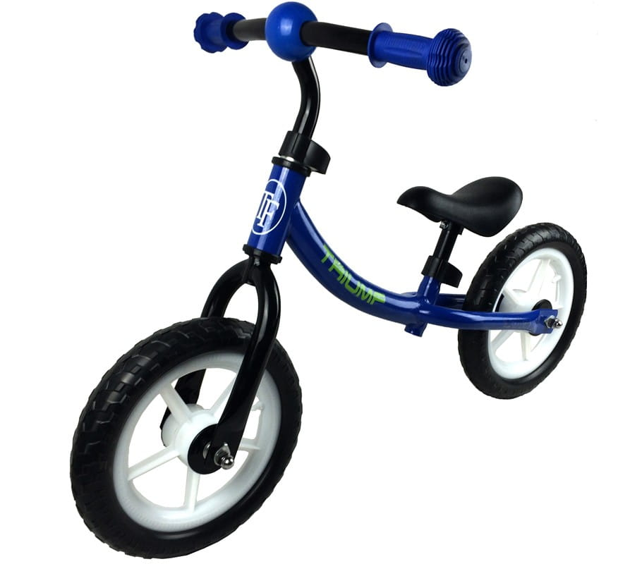 Детский беговел Triumf Active во2905-1 WB-06 - синий