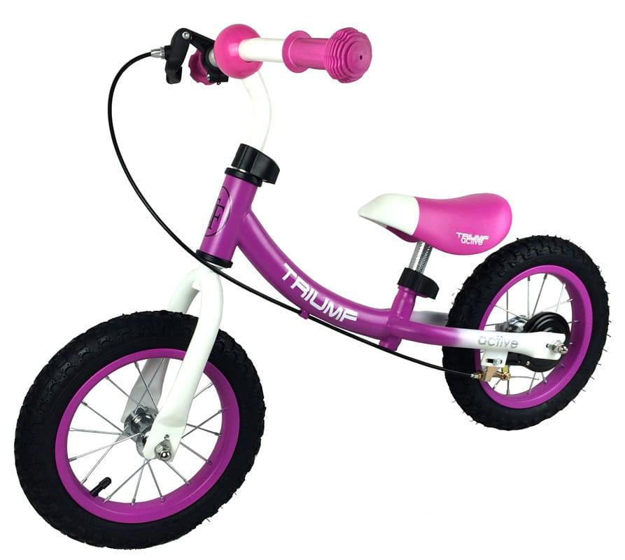 Детский беговел Triumf Active во2906-2 WB-06T - розовый