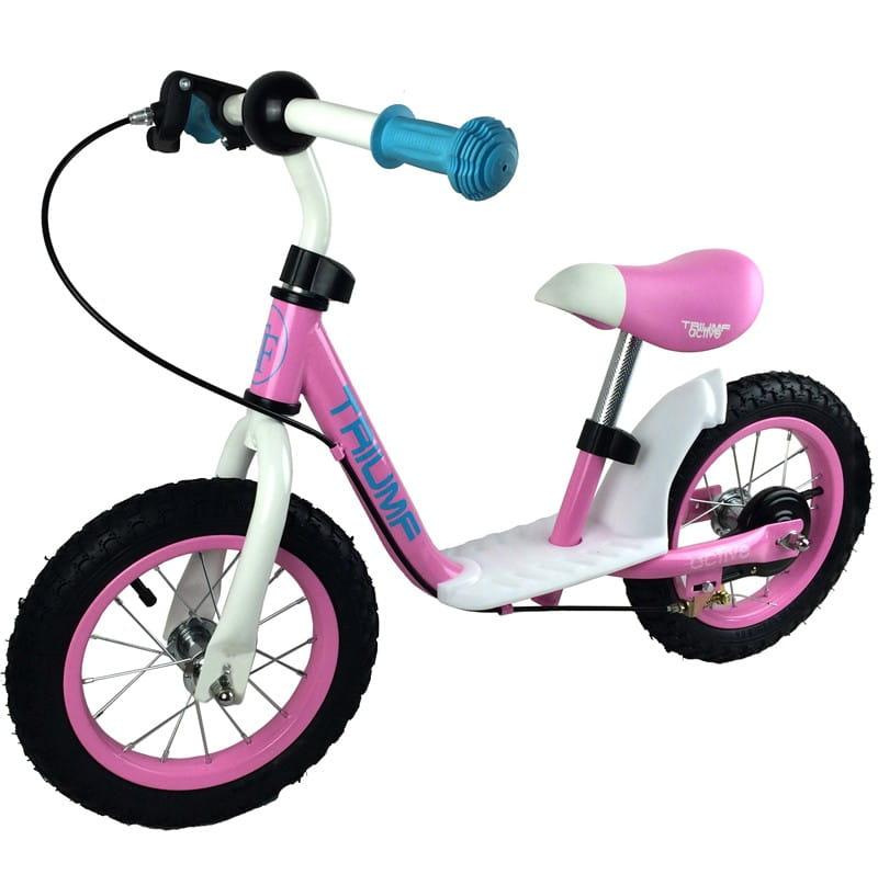 Детский беговел Triumf Active во2907-3 WB-21 - розовый