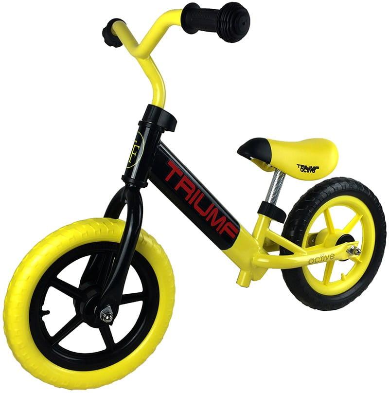Детский беговел Triumf Active во2908-4 WB-28 - желтый
